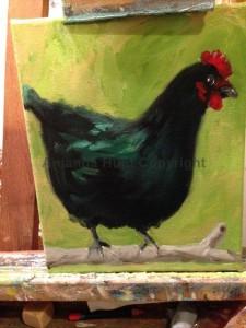Amanda Hunt chicken