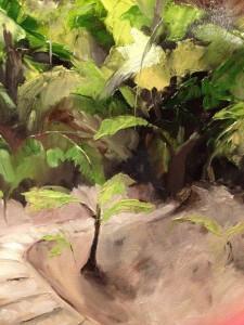 Amanda Hunt plant closeup
