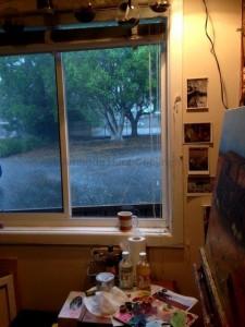 Amanda Hunt rain