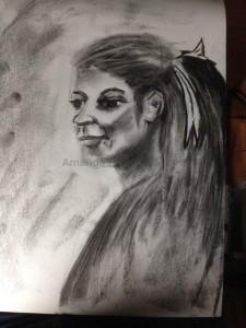 Amanda Hunt charcoal3