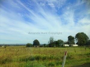 Amanda Hunt sky