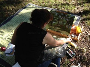 Amanda Hunt pleinair7