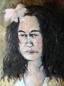 Amanda Hunt portrait