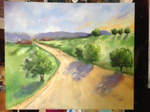 Amanda Hunt road4