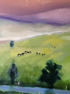Amanda Hunt cows