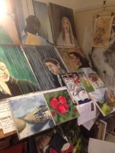 Amanda Hunt studio