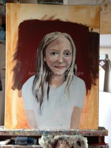 Amanda Hunt face