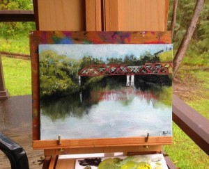 Amanda Hunt pleinair1