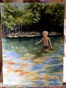 Amanda Hunt river
