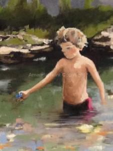 Amanda Hunt water2