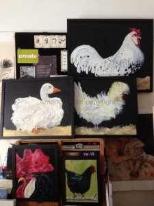 Amanda Hunt poultry
